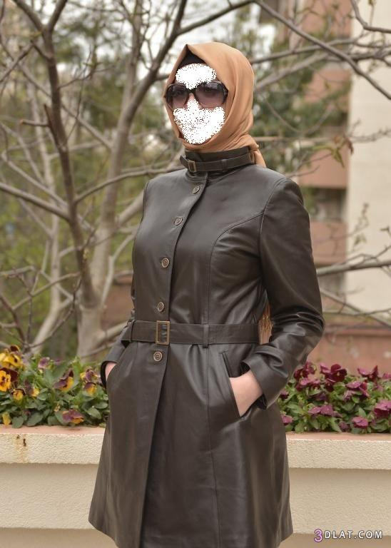 الجلد للاناقة شتوية بالحجاب 2014 3dlat.com_1401911715