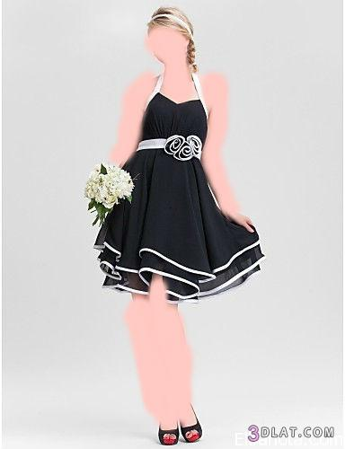 فساتين ناعمة للسهرات فساتين جميلة 3dlat.com_1402051397