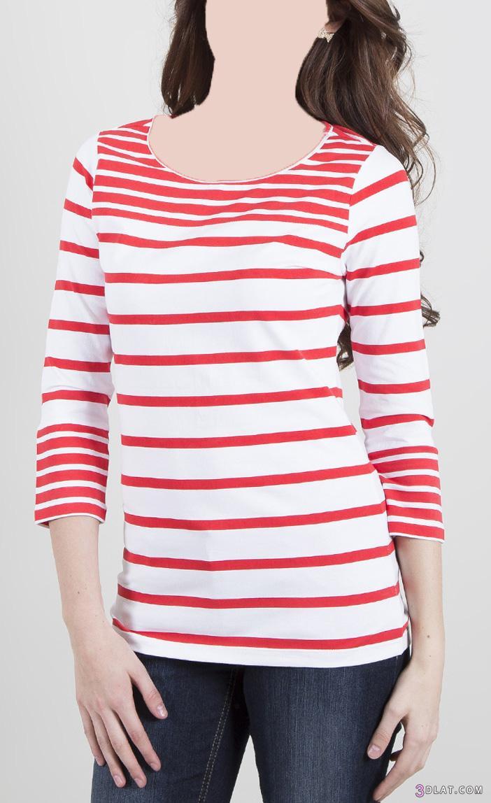 بلوزات فساتين صيفية بالوان مشرقة 3dlat.com_1403101058