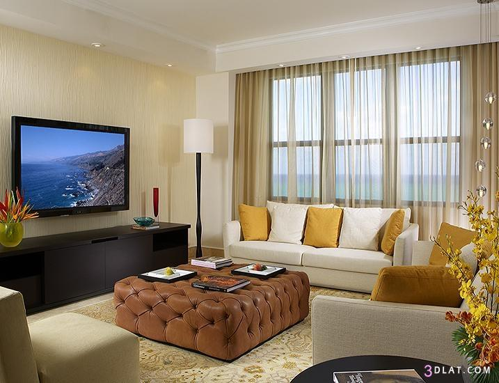 غرفة المعيشة .. أثاثها وألوانها 3dlat.com_1403133414
