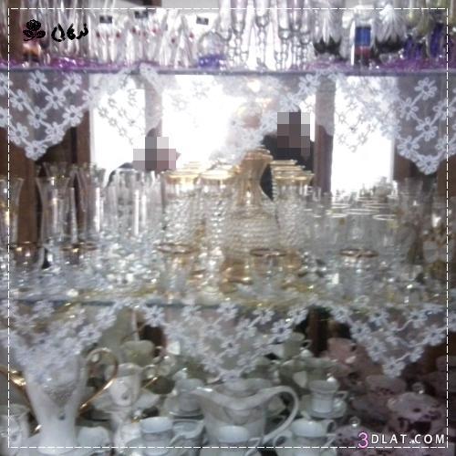نيش العروسة بعدستى صور كاسات كريستال و اطقام كوبايات تشكيلة منوعة 3dlat.com_1403516507