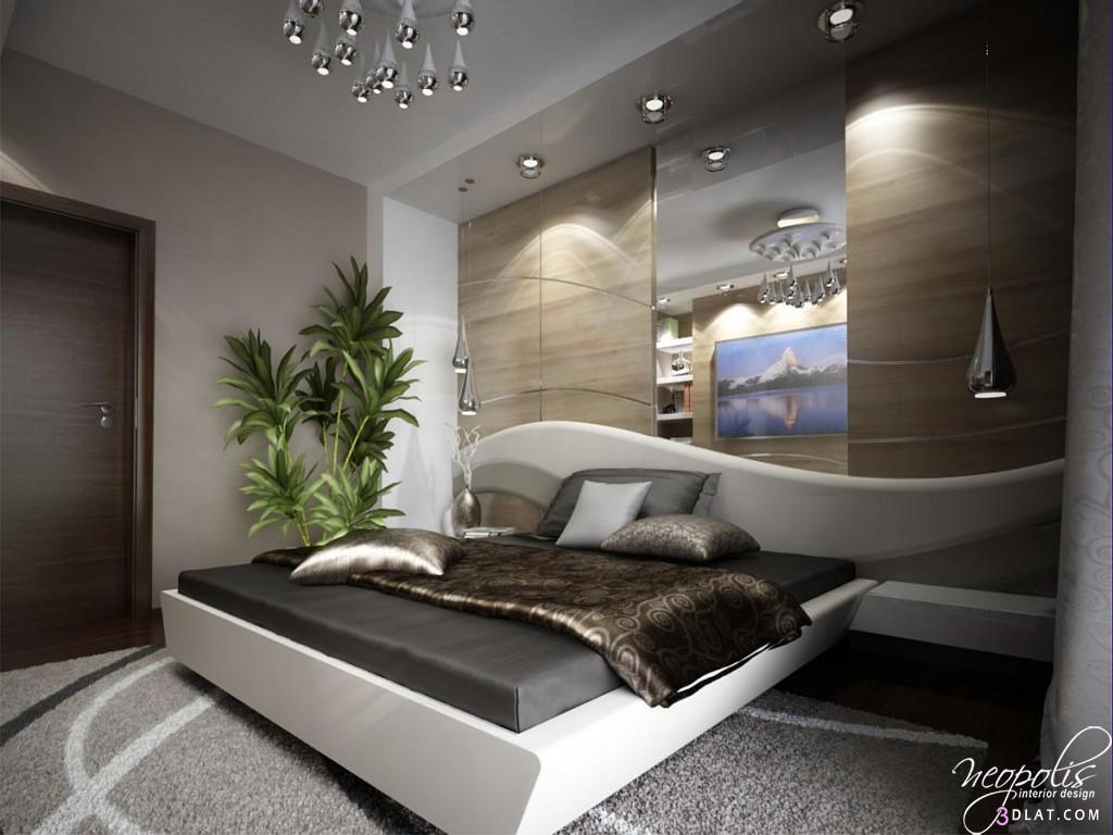 أجمل الديكورات لغرف النوم ، sweet bedrooms 2018 ، غرف نوم جميلة