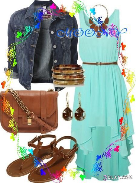 ملابس صيفية مميزة ملابس صيفية 3dlat.com_1404277926