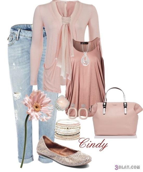 ازياء شتوية جميلة بالاكسسوارات ملابس 3dlat.com_1404479012