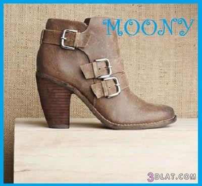احذية نسائية احذية شتوية بوتات 3dlat.com_1405078617
