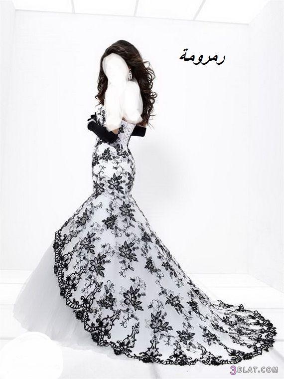 فساتين سواريه أنيقة ورائعة الجمال 3dlat.com_1405598105
