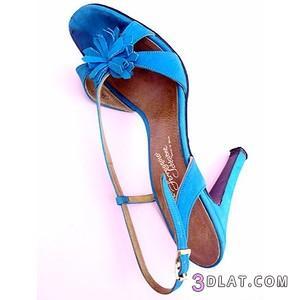 احذية بالون اللبنى احذية بكعب 3dlat.com_1405952550