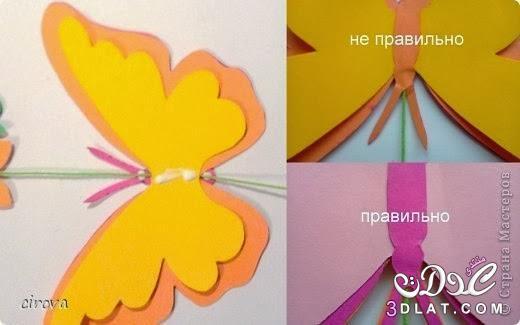 [صور] من الورق اصنعي احلي ديكور لغرفه بنتك 2014 3dlat.com_1407257653