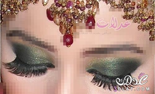 ناعم مكياج العيون خفيف مكياج عرائس 3dlat.com_1407331802