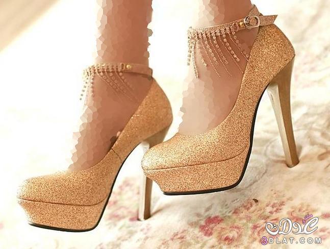 f3d05280b286b احذية كعب عالي راقية موديلات جديدة موضة 2020 اجمل أحذية سوارية ...