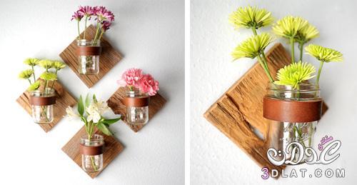 [صور] أفكار حلوه لصنع فازات لتزيين المنزل 2014,أفكار جديده وجميله 3dlat.com_1409039856