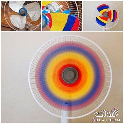 افكار وتجارب منزلية مصورة اعمال يدوية بسيطة بالصور افكار جميلة لكل بيت عصرى سهلة 3dlat.com_1409949571