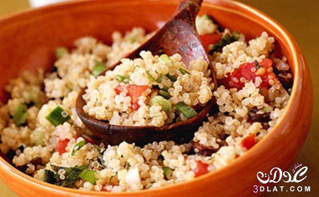 الكينواما هى الكينوا وما هى طرق ادخالها فى الاطعمة والاستفادة من فوائدها 3dlat.com_1410528113