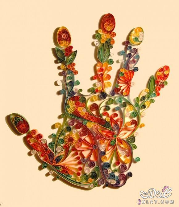 يدوية رائعة صور جميلة اعمال فنية فى غاية الجمال والروعة