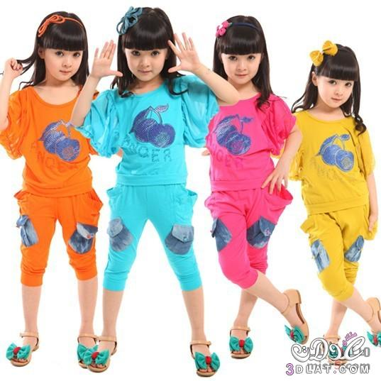 3dd0ad3d6e586 مجموعة من أجمل ملابس أطفال بنات بأشكال مختلفة و أنيقة لكل بنت طفلة ...