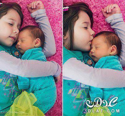 لاحلي اطفال مواليد اطفال رقيقة وكيوت 3dlat.com_1412895423