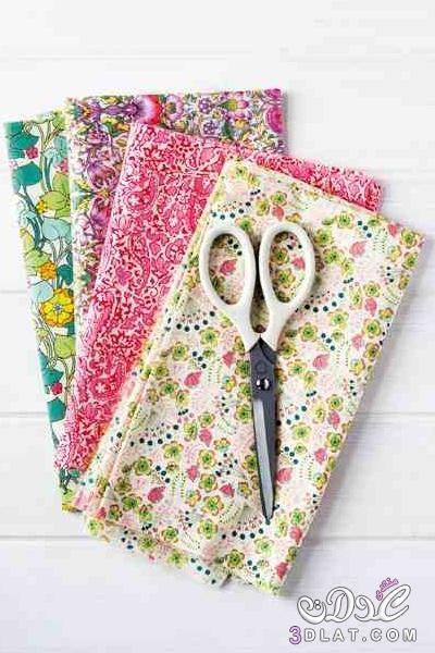 بالخطوات اصنعي بنفسك: قطعة من الديكور الأنيقة لتنسيق الزهور 3dlat.com_1414085097