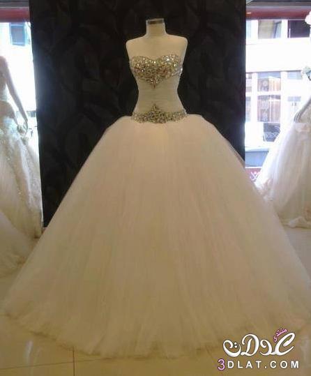 adae8ba4d صور فساتين فرح 2020 فساتين زفاف جديدة موديلات مميزة Wedding Dresses ...