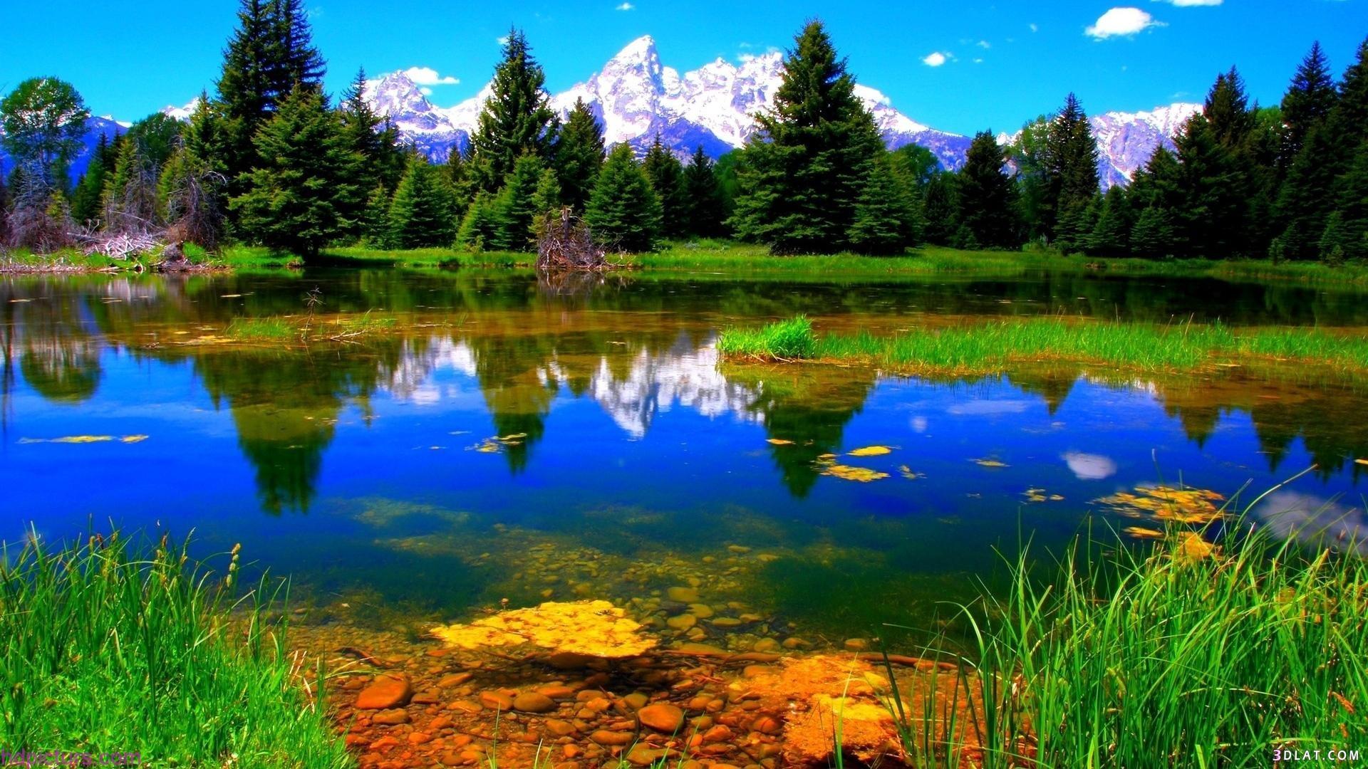 أجمل المناظر الطبيعية مناظر طبيعية خلابة 3dlat.com_14_18_2ed0