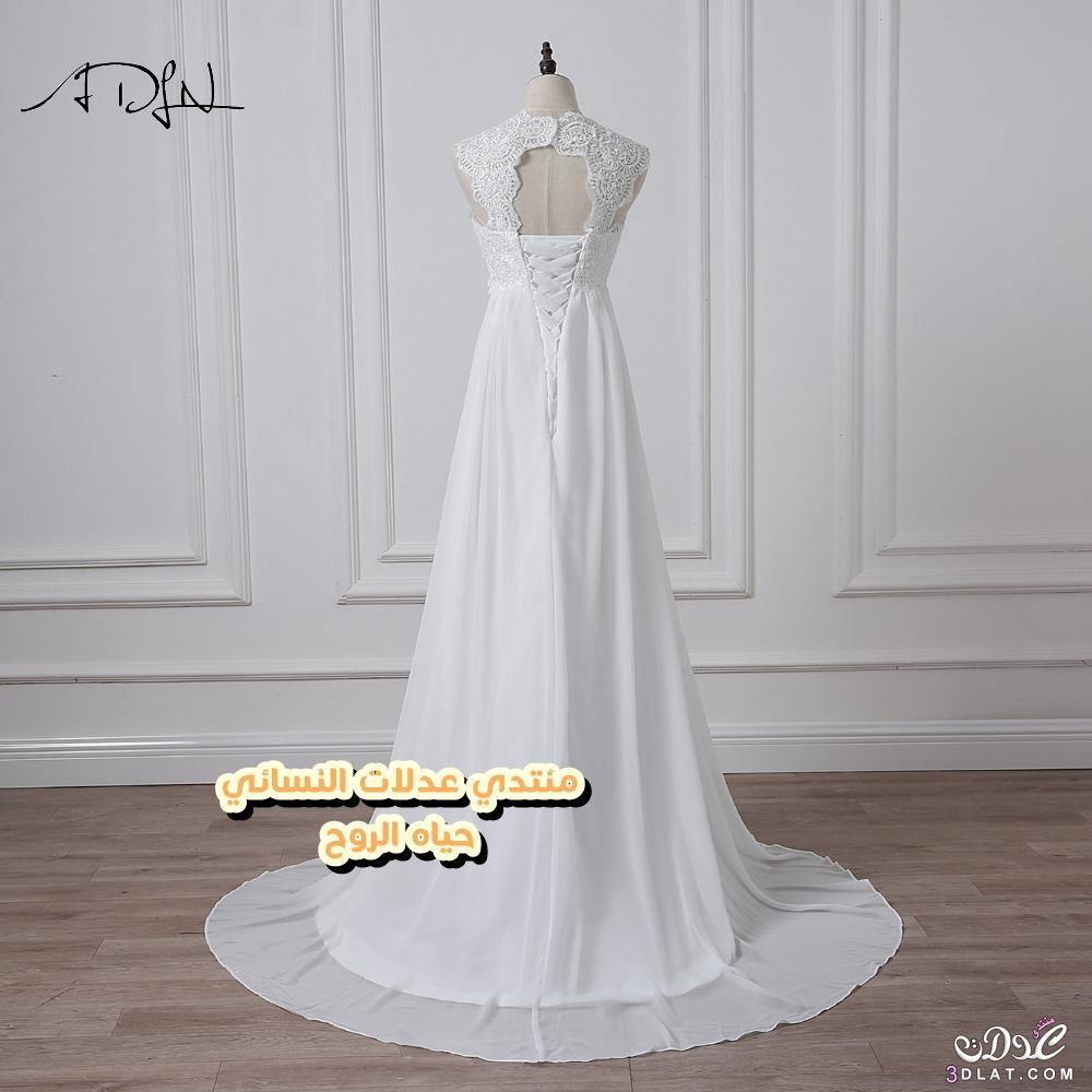 أفضل القصات الناعمة والرقيقة لفساتين الزفاف 3dlat.com_14_18_557b