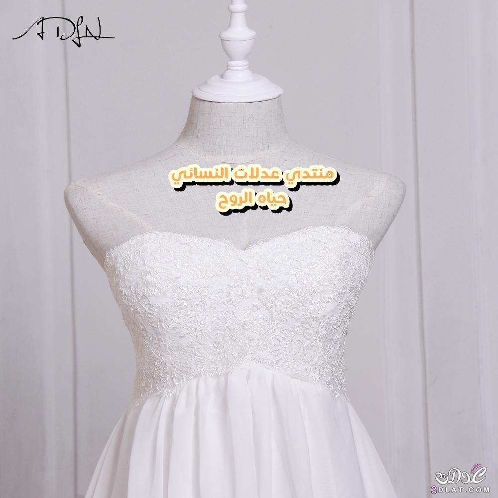أفضل القصات الناعمة والرقيقة لفساتين الزفاف 3dlat.com_14_18_a5a3