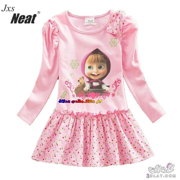 00678ffde فساتين بناتى للربيع والخريف.اجمل موديلات البنات لربيع 2020.ملابس ...