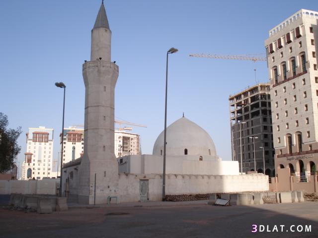 مساجد وأماكن تذكرك بالرسولﷺ المدينه ،السياحة 3dlat.com_15_18_51ad