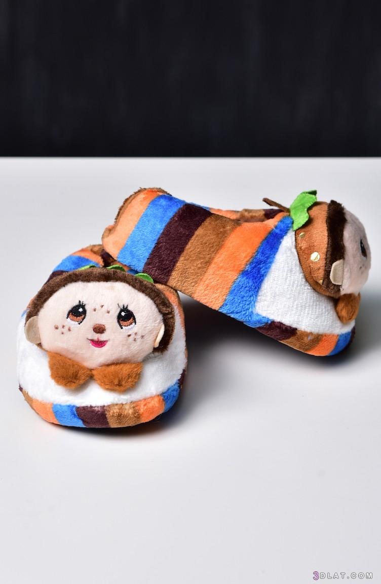 احذيه دافئه للشتاء للمنزل احذيه منزليه 3dlat.com_15_18_556f