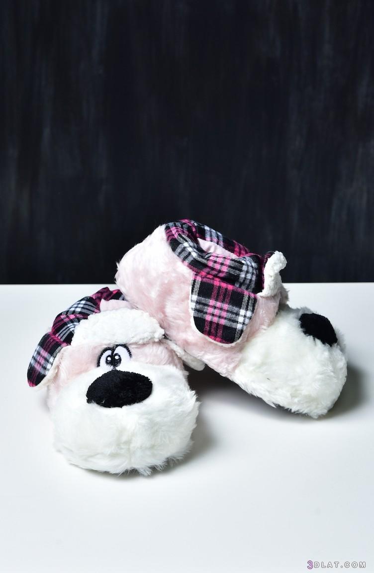 احذيه دافئه للشتاء للمنزل احذيه منزليه 3dlat.com_15_18_706e