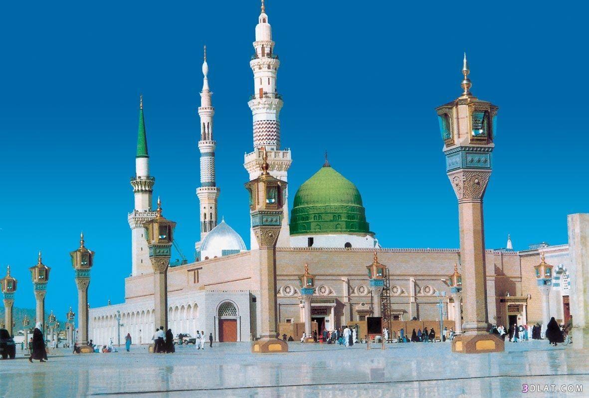 مساجد وأماكن تذكرك بالرسولﷺ المدينه ،السياحة 3dlat.com_15_18_a7e0