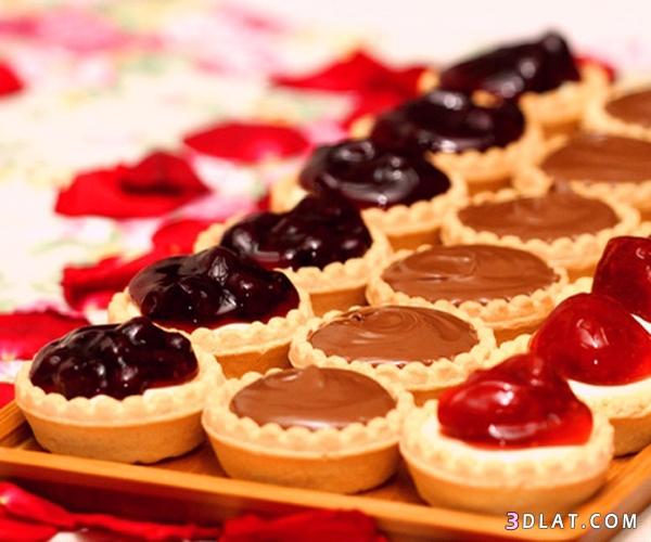 حلويات بلدان كثيرة ,تشكيلة رائعة اشهى 3dlat.com_15_18_d439
