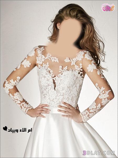 4eedd4a51 للعرايس فساتين زفاف من قطعتين لاعراس 2020-2020,اجمل التنورات والبودي ...