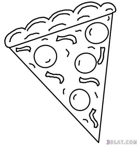 بيتزا للتلوين, اروع بيتزا للتلوين, بيتزا 3dlat.com_16_18_59a5