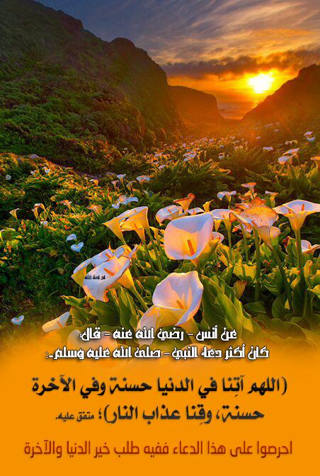 احرصى :اللهم آتِنا الدنيا حسنة الآخرة 3dlat.com_17_18_14f8