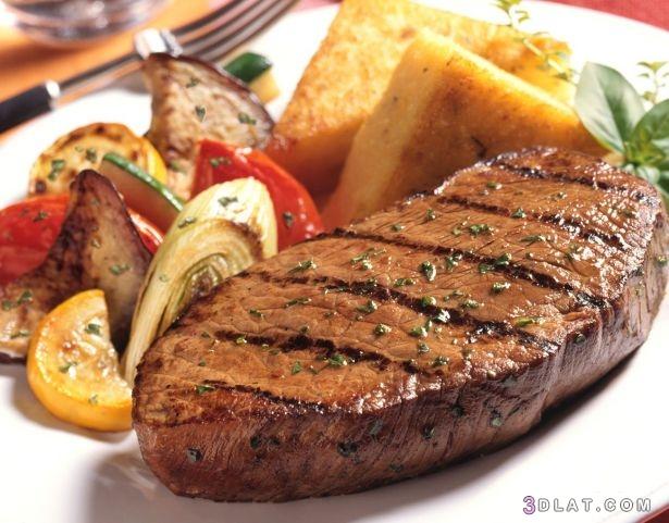 لعمل لفائف اللحم المحشيةرول اللحم المفروم 3dlat.com_17_18_2b5c