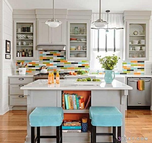 تعرفي كيفية تزيين المطبخ أحدث صيحة 3dlat.com_18_18_34e0