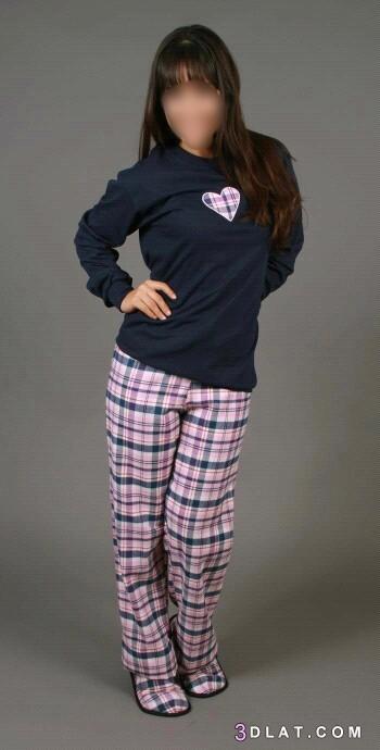 ترنجات شتوية جديدة.ملابس منزلية لشتاء2019.بيجامات شتوية 3dlat.com_18_18_3c2a