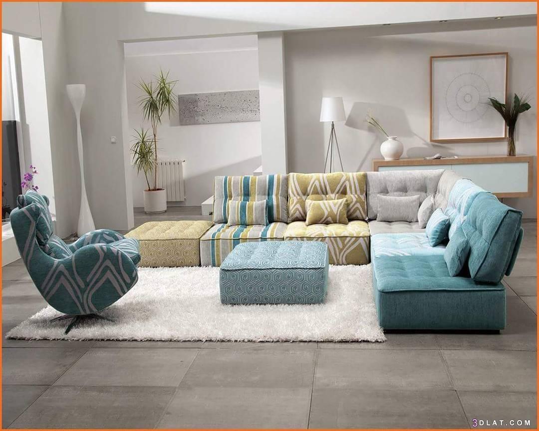 اللون الفيروزي وهدوء ديكورات منزلك 3dlat.com_18_18_5149