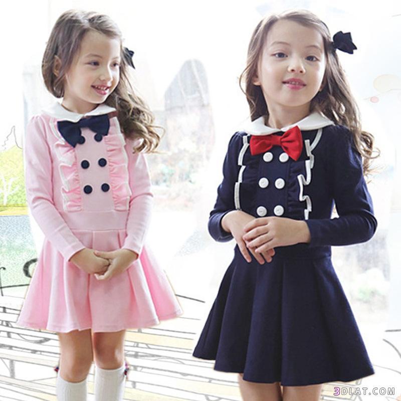 ازياء اطفال بنات لشتاء 2020 احدث الموديلات للاطفال 2020 ملابس