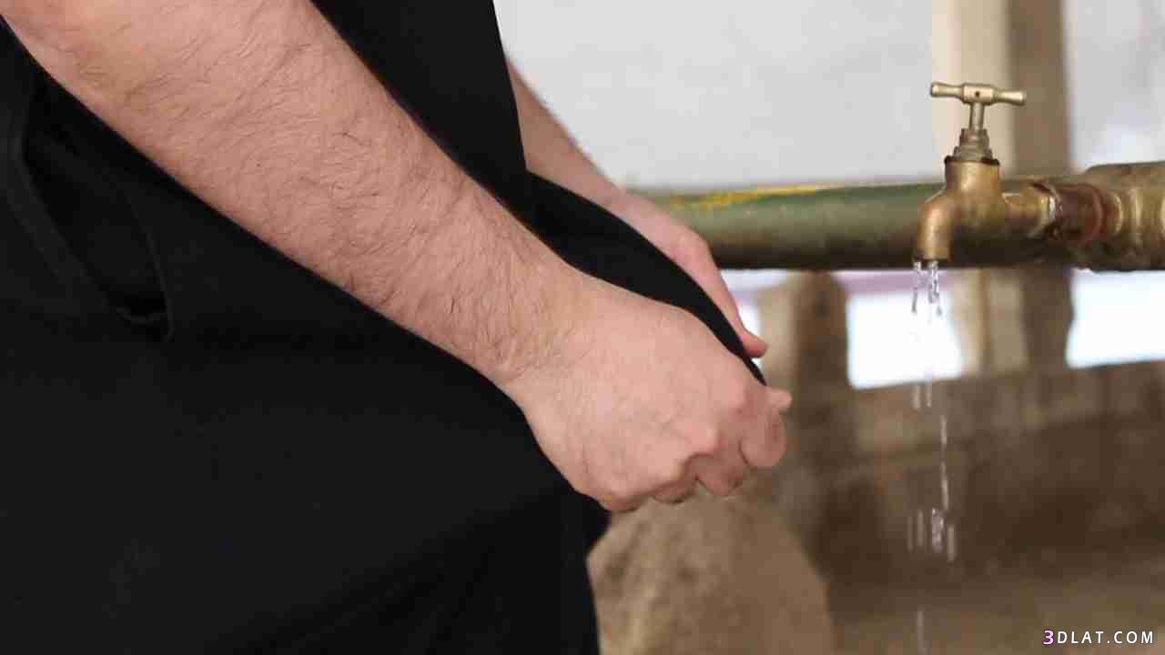 نتطهر للصلاة (الدرس الرابع بالصور) 3dlat.com_19_18_d81f