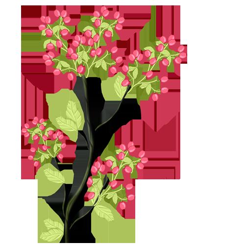سكرابز زهور ، صور ورود وأزهار الربيع للتصميم ,سكرابز ورود بدون تحميل 3dlat.com_19_19_895b