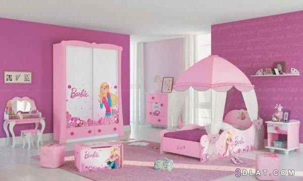الفتيات, تنسيقها, ذوق, غرف, للتناسب, للفتيات, مع, نوم, وطريقه