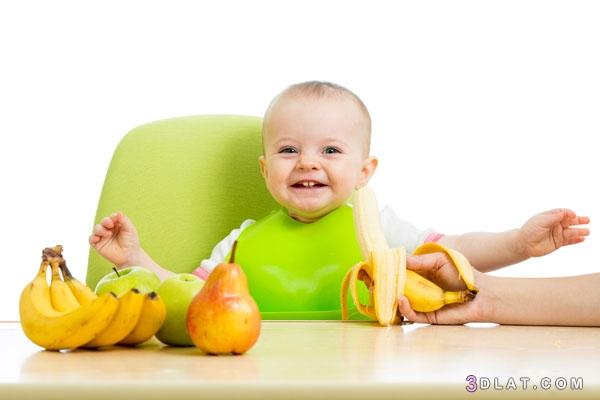 تعرفي غذاء الطفل العام الأول 3dlat.com_20_18_122d