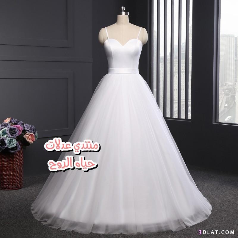 05ab1d40a7fa1 صور فساتين زفاف