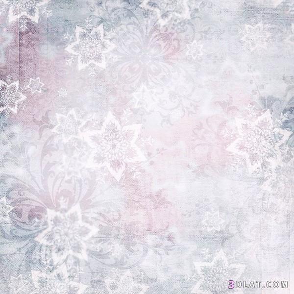 Фон для записей зима
