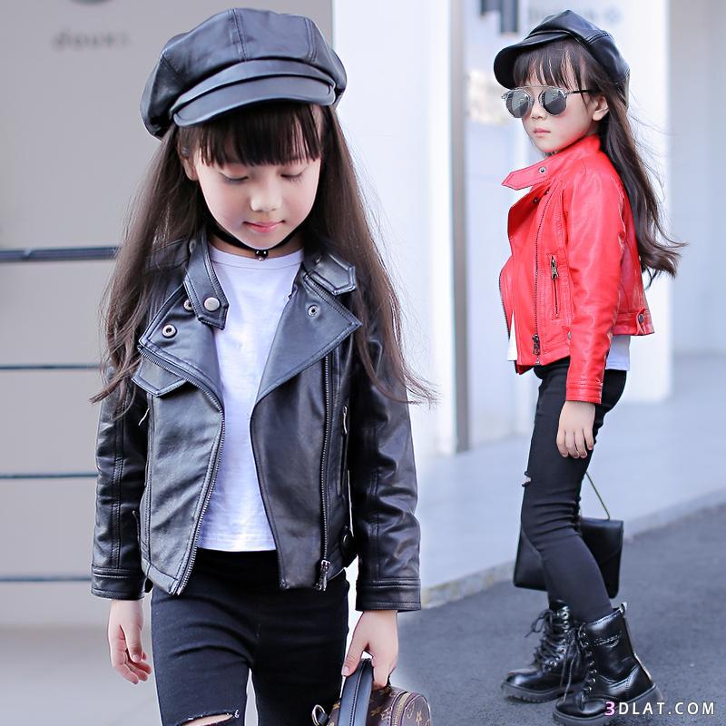 01bc1c816fbe2 أجمل ملابس أطفال بنات شتاء 2020