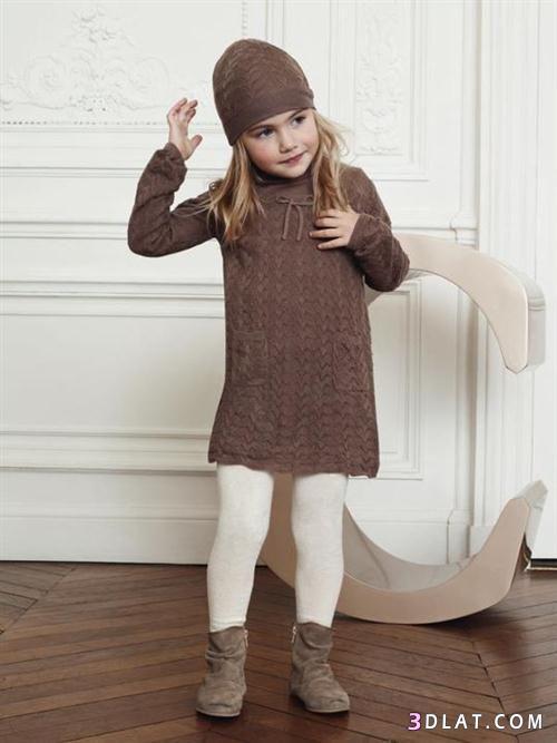 17ff83681262f أجمل ملابس أطفال بنات شتاء 2020