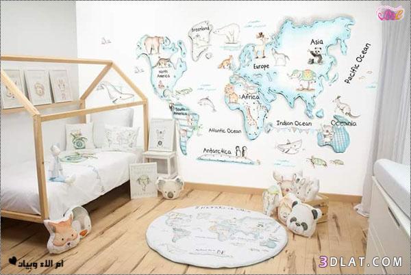 رسومات مخصصة لجدران الاطفال,زيني غرفة اطفالك 3dlat.com_21_18_9753