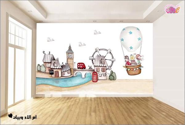 رسومات مخصصة لجدران الاطفال,زيني غرفة اطفالك 3dlat.com_21_18_b7ae