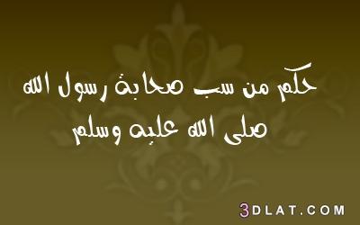 تحريم سب الصحابة رضي الله عنهم 3dlat.com_21_19_3d51
